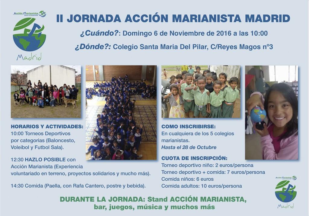 Cartel Accion Marianista 64X45cm 17_10_16